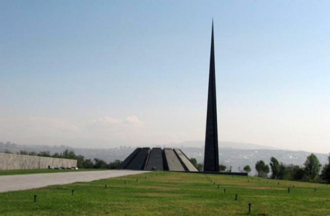 Armenian Genocide Institute - Museum is Among World's 10 Most Important Memorial Museums