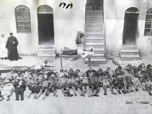 The 1915 Armenian genocide: Finding a fit testament to a timeless crime