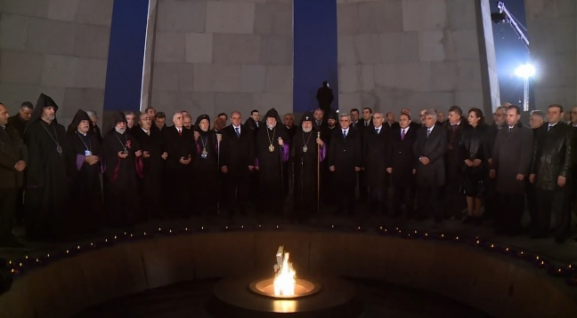 Pan-Armenian Declaration on the Genocide Centennial