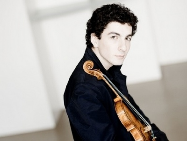 Armenian violinist Sergey Khachatryan recognized World's Best Young Musician