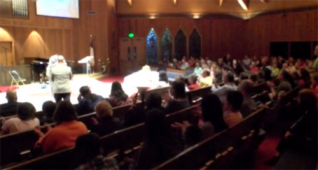 Turkish Pastor Visits Fresno Church Asking Forgiveness From Armenians for Genocide