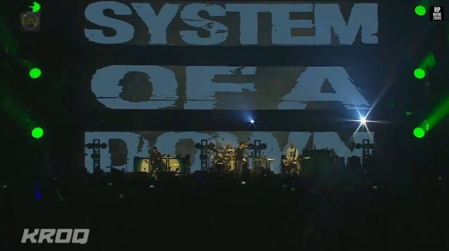 System Of A Down - KROQ Almost Acoustic Christmas 2014 (full show)