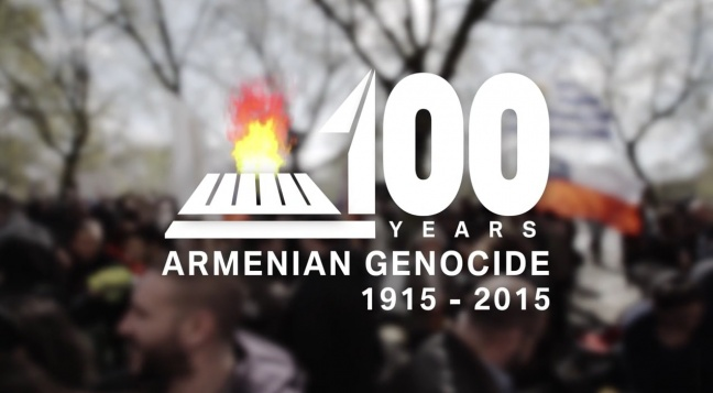 I Remember & Demand - Armenian Genocide 100th Anniversary March 2015, London UK