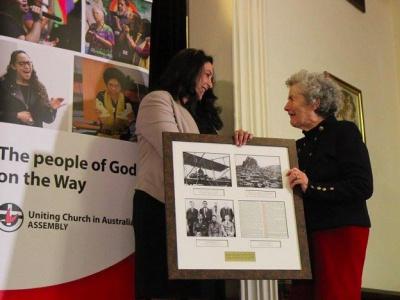 Έλληνες, Αρμένιοι και Ασσύριοι ευχαριστούν Αυστραλούς σωτήρες τους κατά τις γενοκτονίες