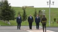 Στιγμιότυπα από την επίσκεψη του ΥΕΘΑ Πάνου Καμμένου στην Αρμενία