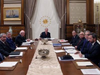 Σύσκεψη υπό τον Ερντογάν για τη Γενοκτονία των Αρμενίων