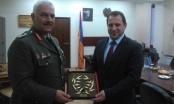 Στρατιωτική συνεργασία Ελλάδας - Αρμενίας σε επίπεδο Ειδικών Δυνάμεων