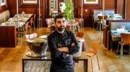 Ο Αρμένιος σεφ-μάγειρας του βελγικού εστιατορίου Bozar έχει βραβευτεί με το τέταρτο Michelin Star