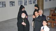 Εγκαίνια της έκθεσης «Η γενοκτονία των Αρμενίων»