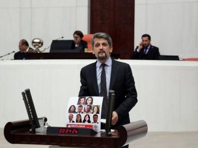Ο Γκάρο Παϊλάν ζήτησε από τους Τούρκους βουλευτές να μιλήσουν για τη Γενοκτονία των Αρμενίων