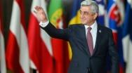 Παραιτήθηκε ο πρωθυπουργός της Αρμενίας Σερζ Σαρκισιάν