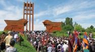 Το μνημείο της νίκης του Σαρνταραμπάντ